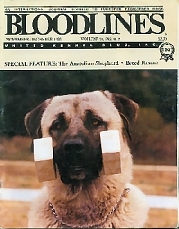 Alp on the BLOODLINES cover